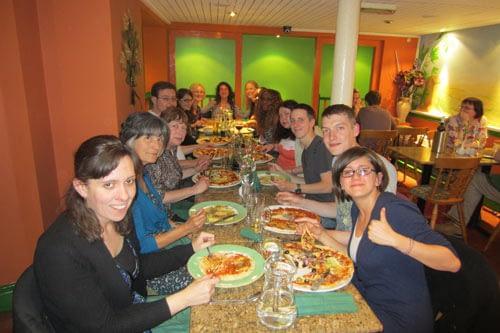 Italian Group meeting Bristol UK